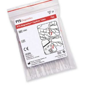 CardioChek Collect Capillary Tubes 15µL