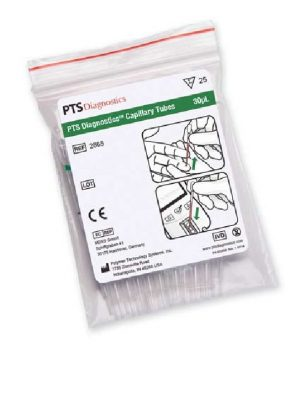 CardioChek Collect Capillary Tubes 30µL