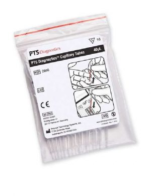 CardioChek Collect Capillary Tubes 40µL