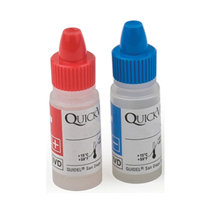 QuickVue Strep A Liquid Control Set