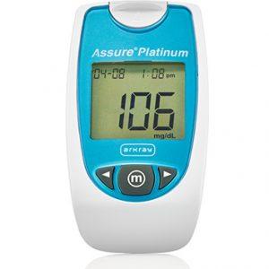 Assure Platinum Blood Glucose Meter
