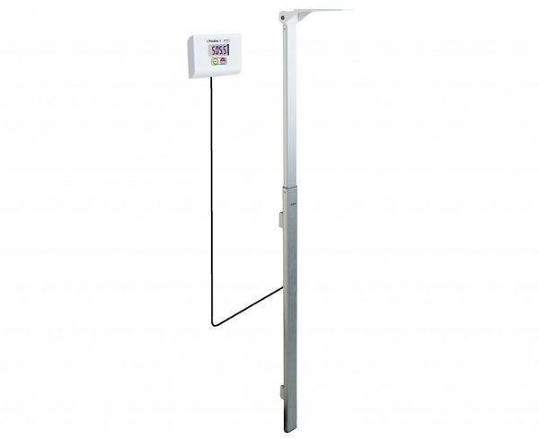 Detecto Digital Height Rod Wall Mount, Measures up to 6 ft 7""