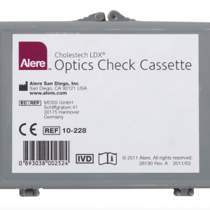Cholestech - Optics Check Cassette