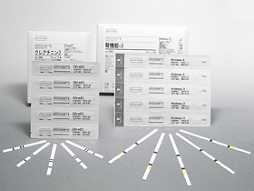 SpotChem EZ Basic Panel 1 Test Strips