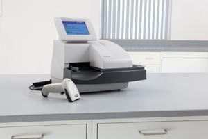 Clinitek Advantus Barcode Reader
