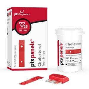 CardioChek Total Cholesterol Test Strips