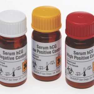 Serum hCG Control Set