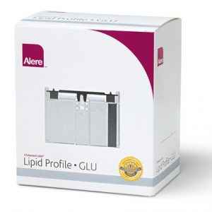 Cholestech - Lipid Profile +Glucose Panel