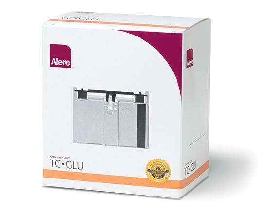 Cholestech - TC + GLU (Total Cholesterol Plus Glucose Panel)