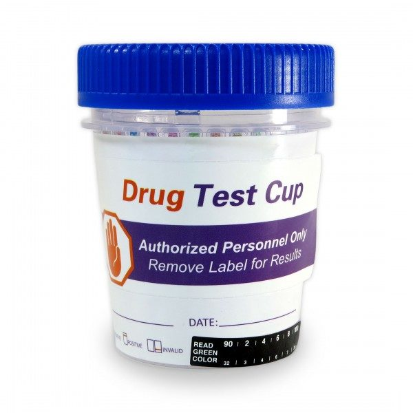 Thirteen Panel Drug Test Cup Amp Bar Bup Bzo Coc Fen Mamp1 Mdma Mtd Mop Oxy Pcp Thc Stat Technologies